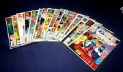 Force Works 16 Issue Lot 1-17 8 Missing Marvel Comics 1994 High Grades