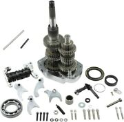 Baker Overdrive 6-speed Gear Set Kit For Twin Cam - 2.94 First/.87 Od6-401p