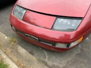 Engine Without Twin Turbo Vin R 4th Digit Vg30d Fits 90-92 300zx 329792