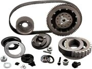 Belt Drives - 8mm Belt Drives With Lockup Clutch - 1 5/8in. Systems Evbb-2sl