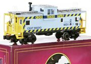 ✅mth Premier Csx Caboose 20-91061 For Diesel Engine Lighted O Scale Train