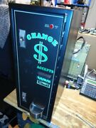 American Changer Ac1002 High Security Fully Refurbished Coin Change Machine