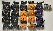Free Shipping Tested Work Lot Of 21 Official Nintendo Game Cube Controller Japan