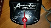 American Flyer 1-1/2 Transformer 50w L-r Switch / Track Uncoupler Extras Lot122