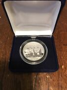 2010 Silver China Panda 1oz Ag .999 Chinese Yuan Coin - In Capsule, 1 Ounce