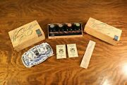 The Writing Collection Ink Set And Meissen Inkwell - 2 Sets