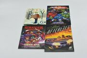 4 Book Lot - Alter Nation, Afterlift, Stranger Things, Space Boy - Free Ship Yes