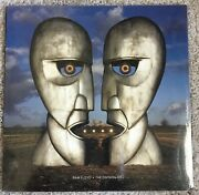 Pink Floyd The Division Bell New Blue Vinyl Lp Factory First Pressing