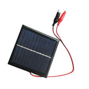 1w 5.5v Diy Solar Panel Small Toys Battery Module Cell Epoxy Charger Board