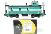 ✅k-line By Lionel Smoking New York Central Caboose For Diesel Steam Engine Nyc