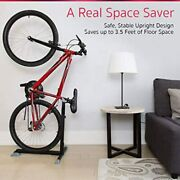Bike Nook Bicycle Vertical Stand Portable Space-saving Rack With Adjustable Hei