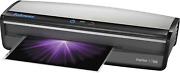 Fellowes Jupiter 2 125 Laminator With 10 Pouches 12.5 Inch 5734101 Black And G
