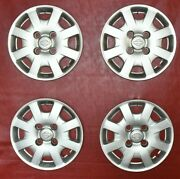 2000-2002 Nissan Sentra Hubcaps 14 Wheel Covers 40315-4z000 53065 Set Of 4