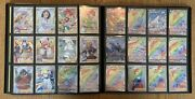 Pokandeacutemon Sword And Shield Chilling Reign Master Set W/ All Promos And Vault X Binder