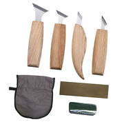 Wood Carving Cutter Polish Wax Tool Set Diy Hand Tools Gifts For Beginner