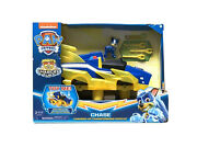 Nickelodeon Paw Patrol Chase Mighty Pups Charged Up Transforming Vehicle