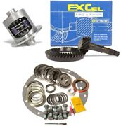 Gm Chevy 12 Bolt Truck 3.42 Ring And Pinion Duragrip Posi Timken Excel Gear Pkg