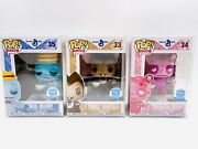 Funko Ad Icon Cereal Frankenberry Boo Berry Count Chocula Set Of 3 New Toy Sale