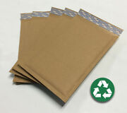 Size 0 Kraft Brown Bubble Mailer 6.5x9 Pallet Dvd 9,750 Pieces Ships Today