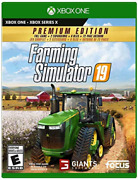 Xb1 Farming Simulator 19 P...-xb1 Farming Simulator 19 Premium Ed Game New