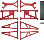 Lone Star Racing +4in. Mts Suspension Kit Red 51-103231 97-0927