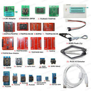 Tl866ii Plus Programmer Eeprom Support Nand Flash Avr Mcu Gal Pic Spi 25 Aapater
