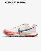 Nike Air Zoom Terra Kiger 7 Light Soft Pink Girls Womenand039s Trainer All Sizes