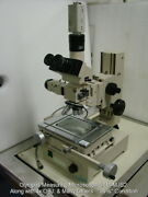 Olympus Measuring Microscope Stm-mjs2 Along With 4 Obj. And Many Others