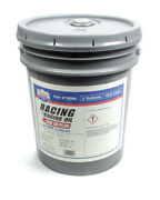 Lucas Oil 10095 Motor Oil Racing 50w With Zinc Technology Conventional - 5 Gal