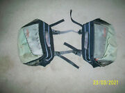 Vetter Bagman Saddle Bags Nice Clean 2 Compartment Bags With Working Zippers