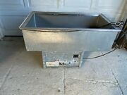 Atlas Refrigerated Drop In Salad Bar 34x24x26 Tested
