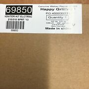 69850 Weber Gas Grill Electronic Ignitor Igniter Kit