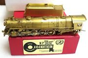 Key Imports Brass Np Northern Pacific 4-8-4 No. 2626 - Ho Scale