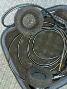 Grado Headphones Sr325 Vintage With Hp1000 Drivers Aftermarket Leather Head Band