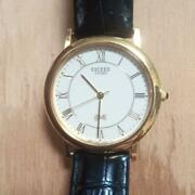 Citizen Exceed 18 Gold 750 Solid Watch From Japan Fedex No.2023