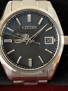 Citizen The Aq1010-54e Eco Machine Replaced From Japan Fedex No.2173
