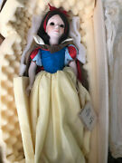 Dolls By Jerri- The Disney Collection- Full Set Rare