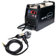 Eastwood 180 Amp Mig Welder With Spool Gun For Steel And Aluminum Auto Restoration