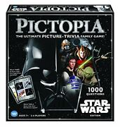 Star Wars Pictopia Edition Trivia Game 2017 New Sealed