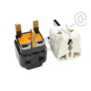 Travel Universal Plug Adapter Type G For Uk Hk With 13a Fuse Wdi-7s