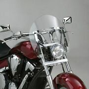 National Cycle Switchblade Shorty Windshield For Honda Vtx1800f 2005-2008 Tint