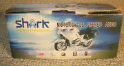 Shark Motorcycle Stereo Audio New In Box Model Shkmsdhc2050 A