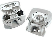 Sandamps Cycle S. Stock Cylinder Heads 89cc Silver 106-4270 49-3648