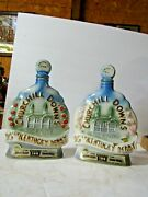 Jim Beam 95th Red And Pink Roses Kentucky Derby Decanter's