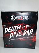 Hunt A Killer Mystery Death At The Dive Bar An Immersive Murder Mystery Game
