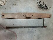 1953 To 1956 Ford Truck F100 Under Bed Spare Tire Carrier