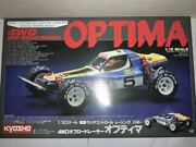 Kyosho 1/10 Rc 4wd Off Road Racer Optima Racing Buggy 3032 Vintage Rare