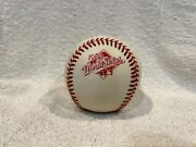 Vintage 1988 World Series Rawlings Official Baseball, Los Angeles Dodgers, New