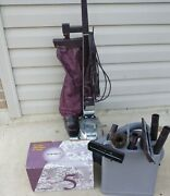 Kirby Vacuum Cleaner G5 With Hose And Attachments And Carpet Shampoo System