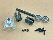 Hd Solid Axle Diff Differential Locker For Arrma 6s 1/7 Infraction